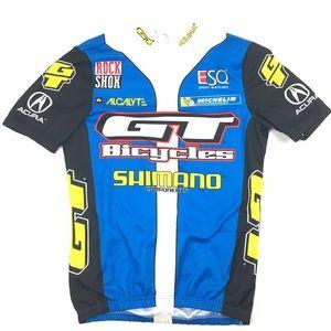 De Marchi Shirts - GT BICYCLES De Marchi Cycling Jersey Shimano Acura 470a70744